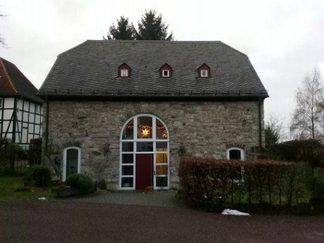 Praxis für Ergotherapie SMMP, Kloster Oelinghausen in der Adventszeit; Foto: M. Horn